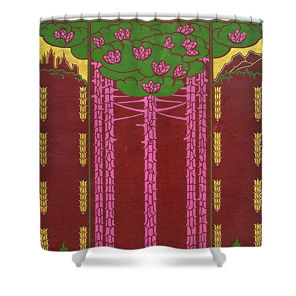 Cover Design For Canada Shower Curtain