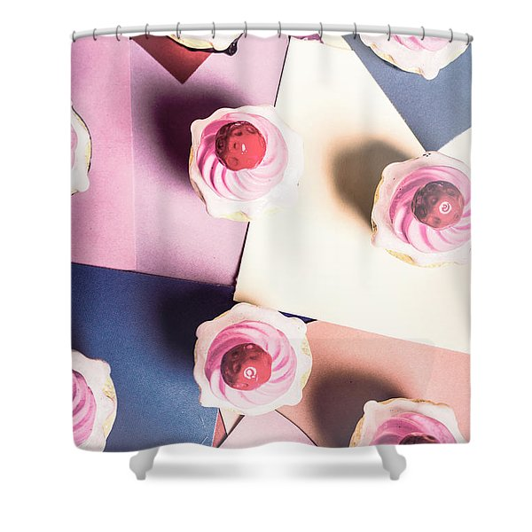 Cream Of The Top Shower Curtain
