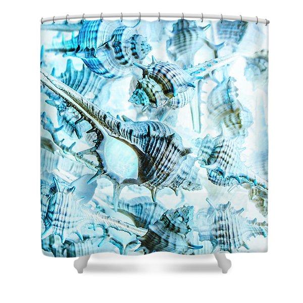 Creative Seas Shower Curtain
