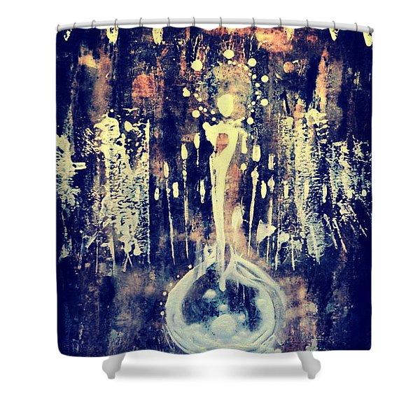 Creatrix Shower Curtain