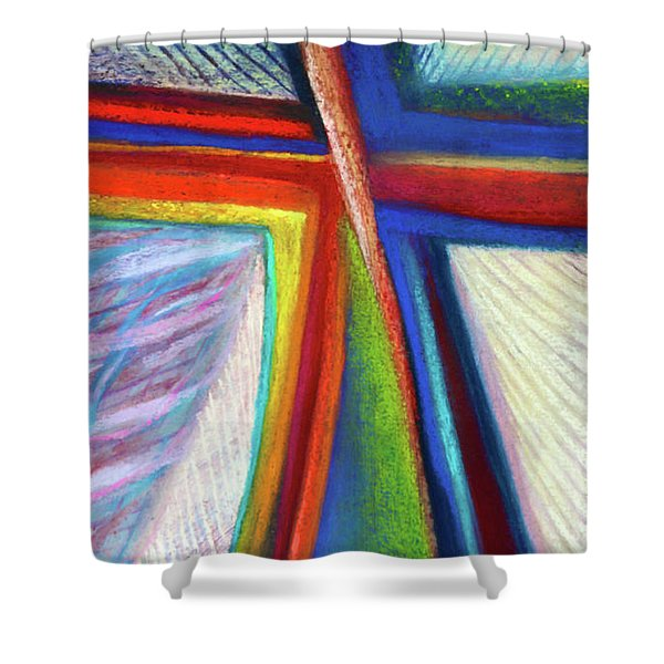 Cruciform #1 Shower Curtain