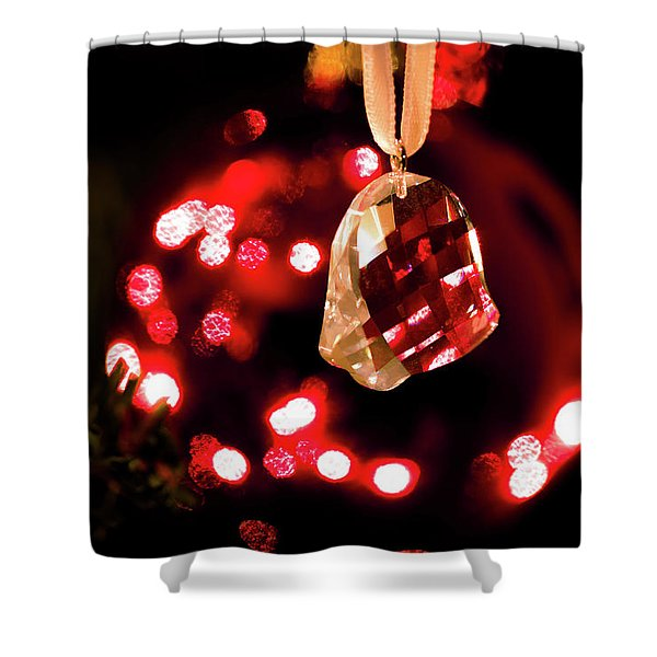 Crystal Bell Shower Curtain