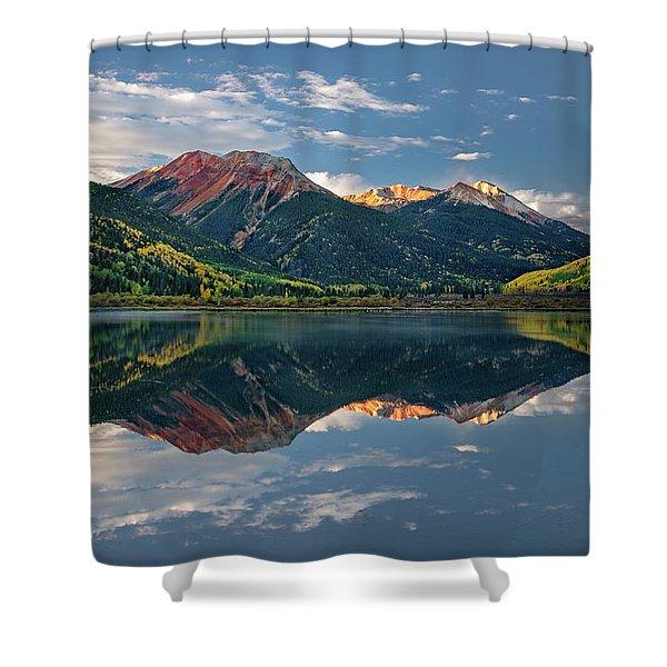 Crystal Morning Shower Curtain