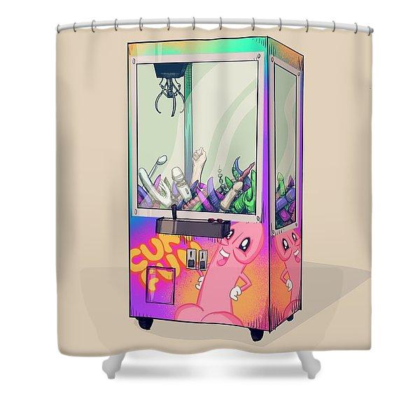 Cum Fun Shower Curtain