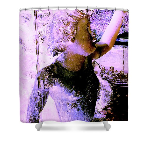 Cupid Shower Curtain