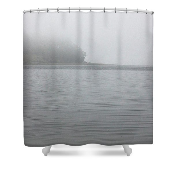 Cutts Island State Park Shower Curtain