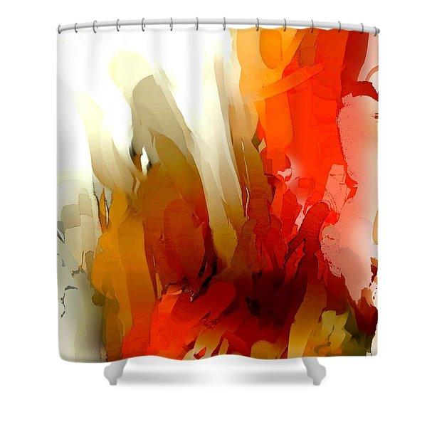 Da4 Da4468 Shower Curtain