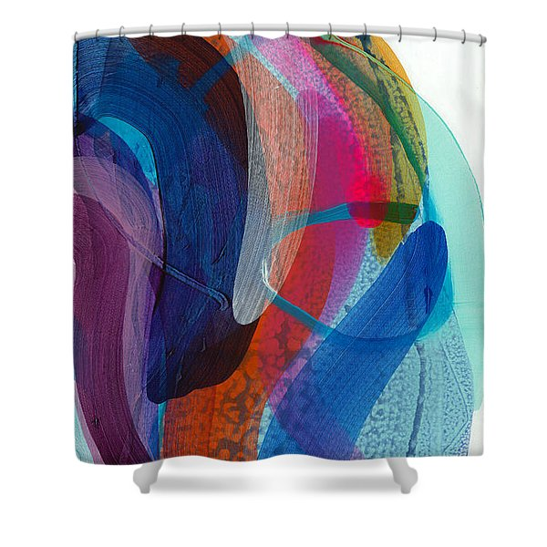 Dancing In The Kitchen Shower Curtain