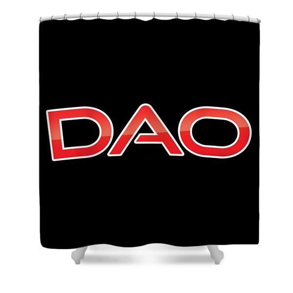 Dao Shower Curtain