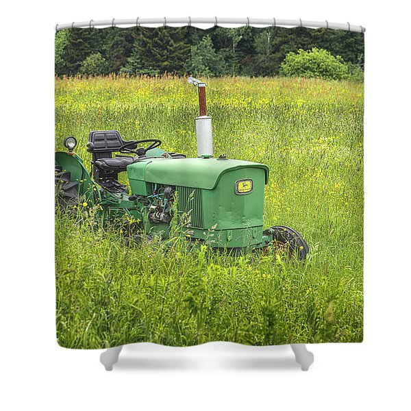 Deere Country Shower Curtain