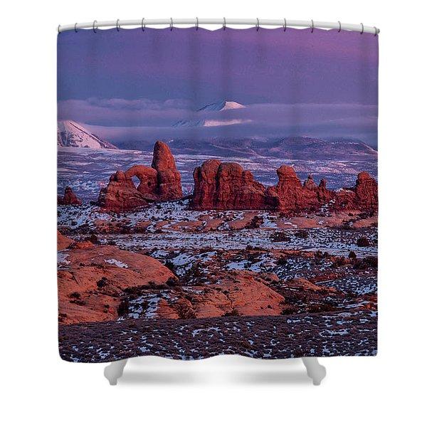 Desert Beauty 3 Shower Curtain