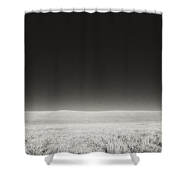 Distance Between Us Shower Curtain
