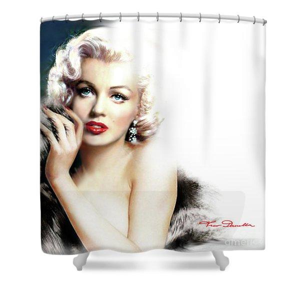 Diva Mm 169 Q Shower Curtain