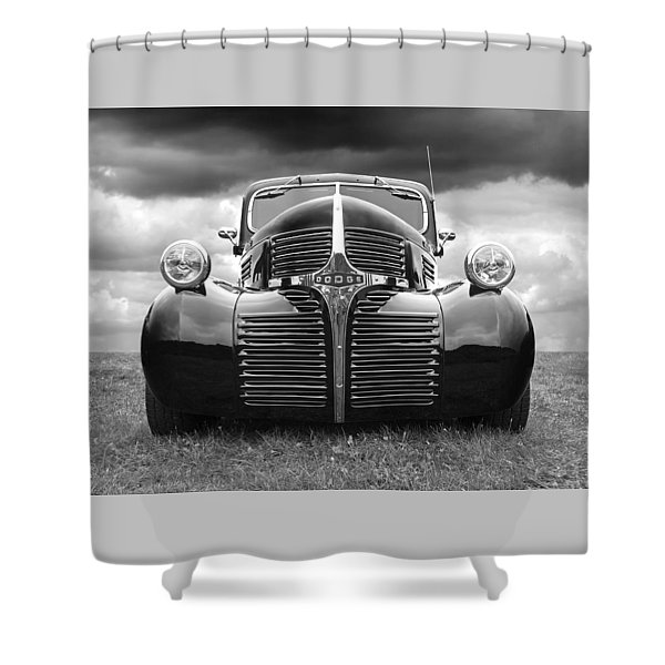 Dodge Truck 1947 Shower Curtain