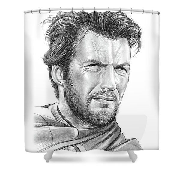 Dollars Shower Curtain