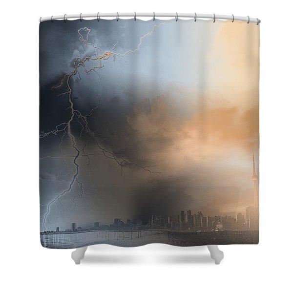 Doomsday Shower Curtain