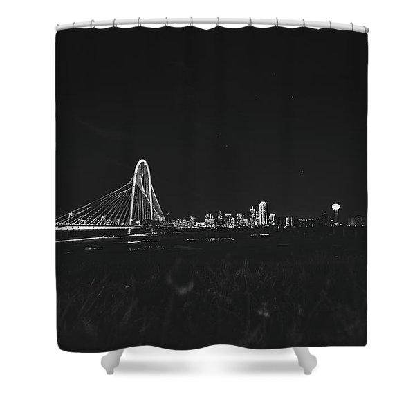 Signature Shower Curtain