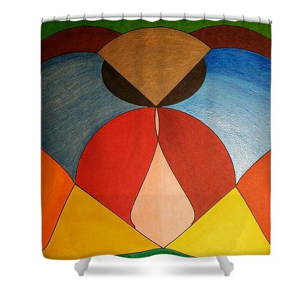 Dream 336 Shower Curtain