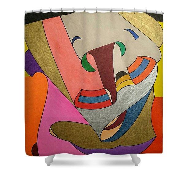 Dream 337 Shower Curtain