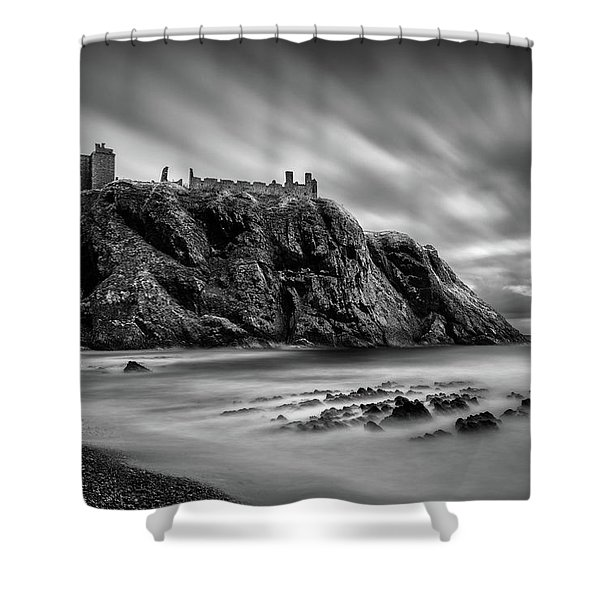 Dunnottar Castle 2 Shower Curtain