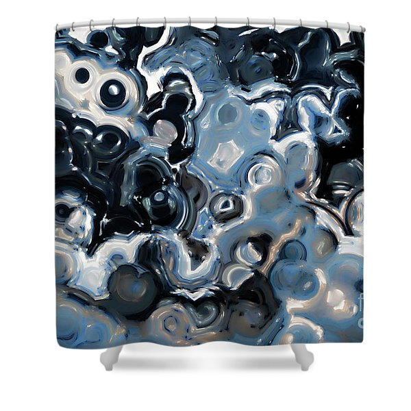 Ecclesiastes 11 5. The Works Of God Shower Curtain