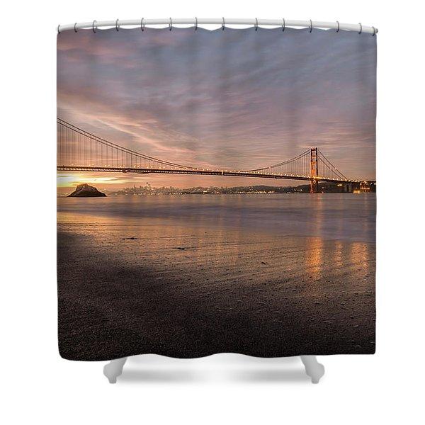 Eclipse- Shower Curtain