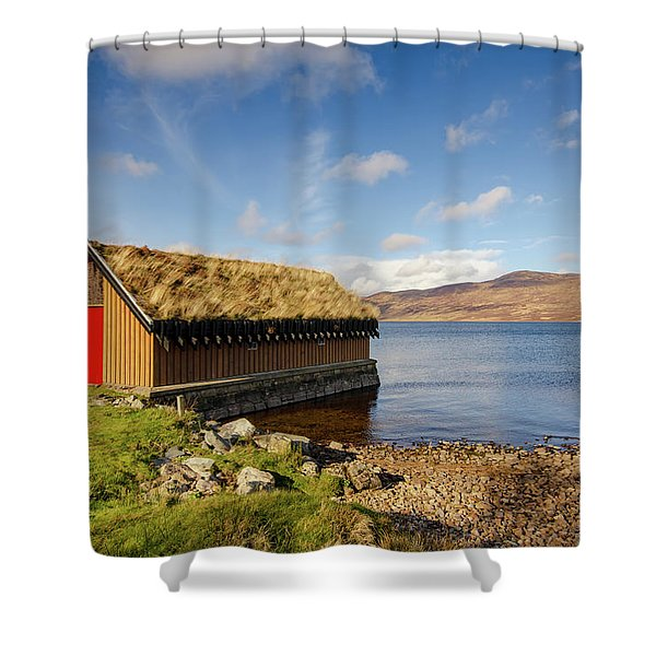 Eco Friendly Shower Curtain