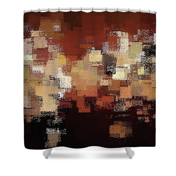 Edge Of Eternity Shower Curtain