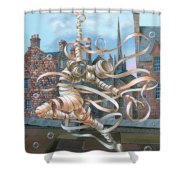 Edinburgh Shower Curtain