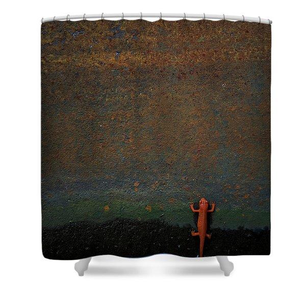 Eft Is For Effort Shower Curtain