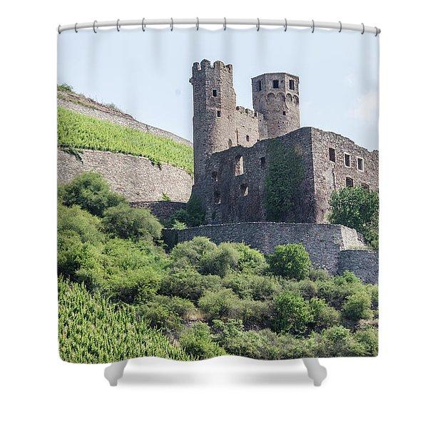 Ehrenfels Castle Shower Curtain