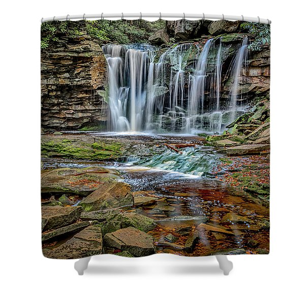 Elakala Falls 1020 Shower Curtain