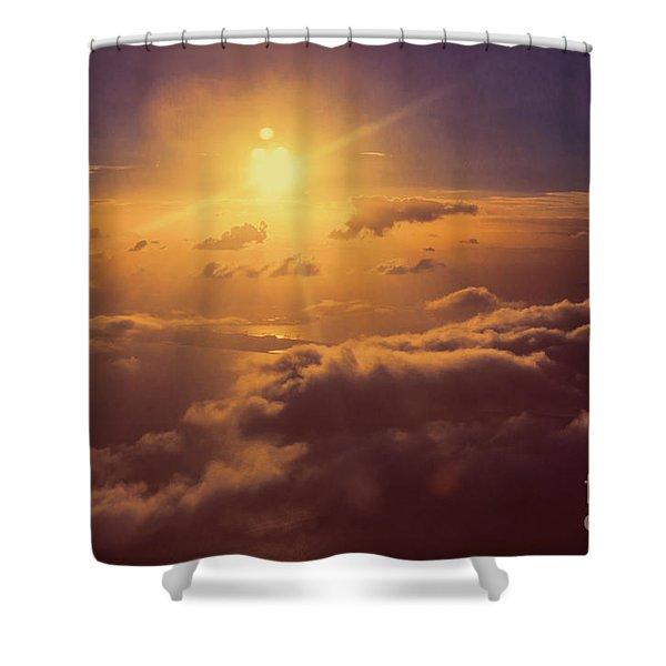 Elevation Shower Curtain