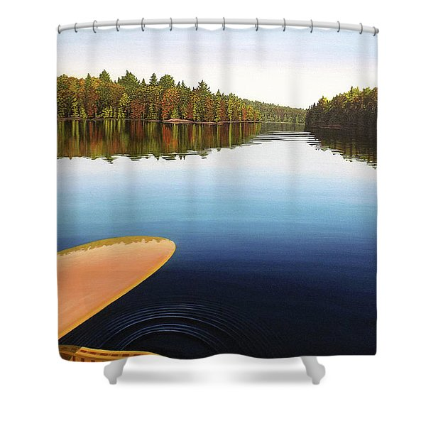 Emotional Rescue Shower Curtain