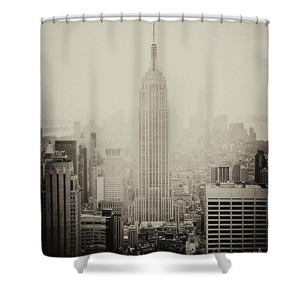 Empire Shower Curtain