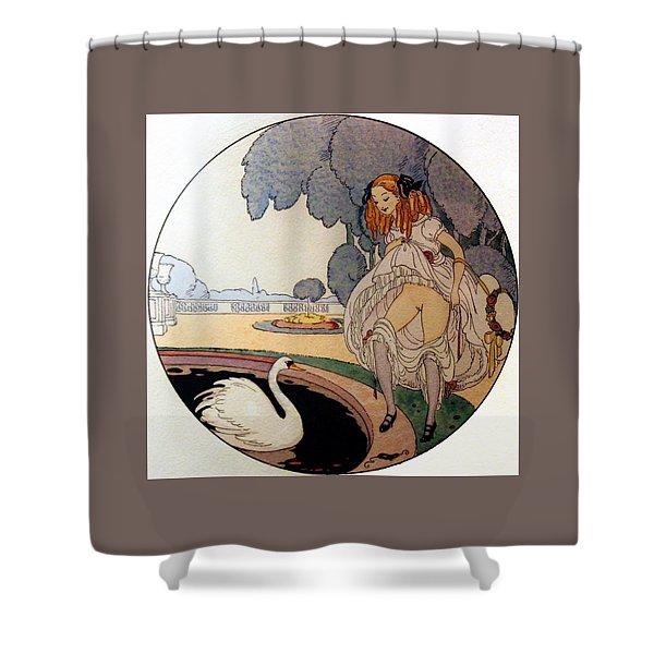 Eros Pleasure 08 - Digital Remastered Edition Shower Curtain