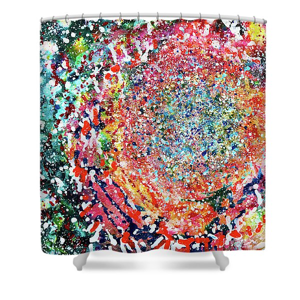 Espirit Shower Curtain