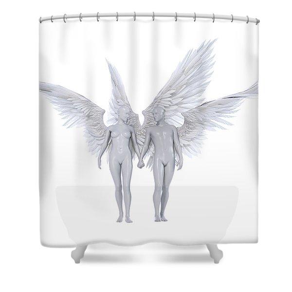 Everlast Shower Curtain