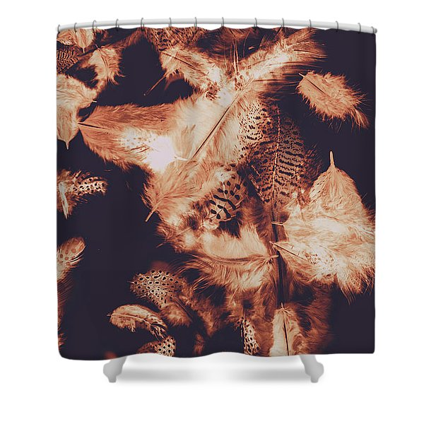 Exotic Dreams Shower Curtain
