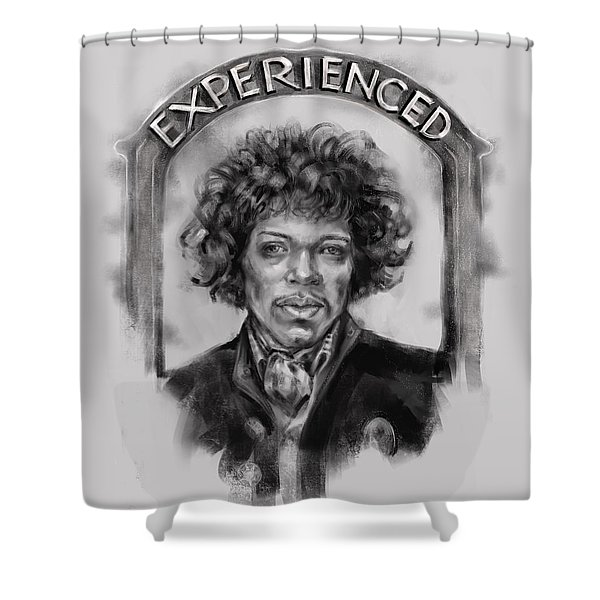 Experienced Shower Curtain