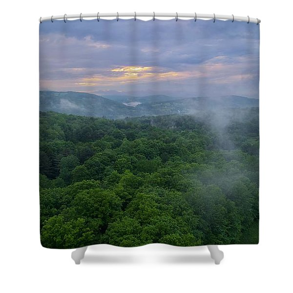 F O G Shower Curtain