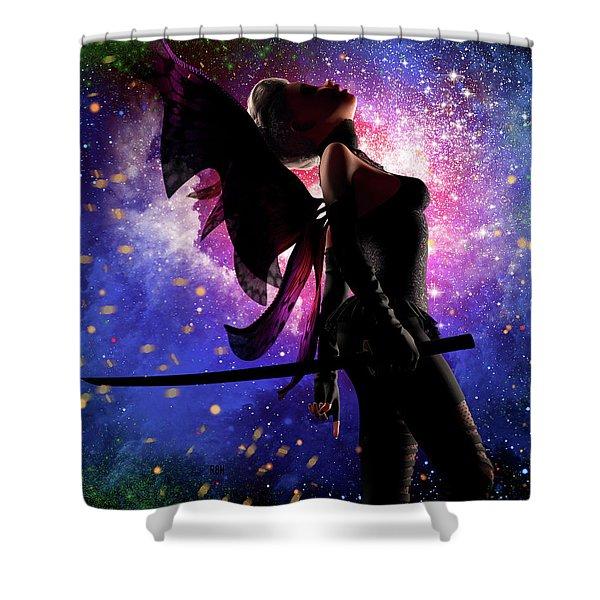 Fairy Drama Shower Curtain