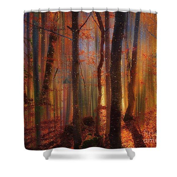 Fairy Tales Shower Curtain