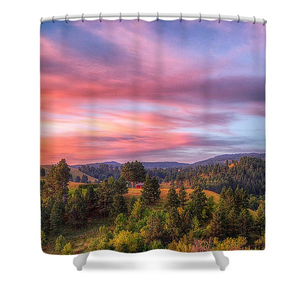 Fairytale Triptych 2 Shower Curtain