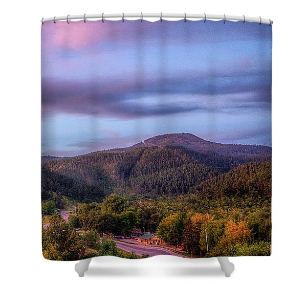 Fairytale Triptych 3 Shower Curtain
