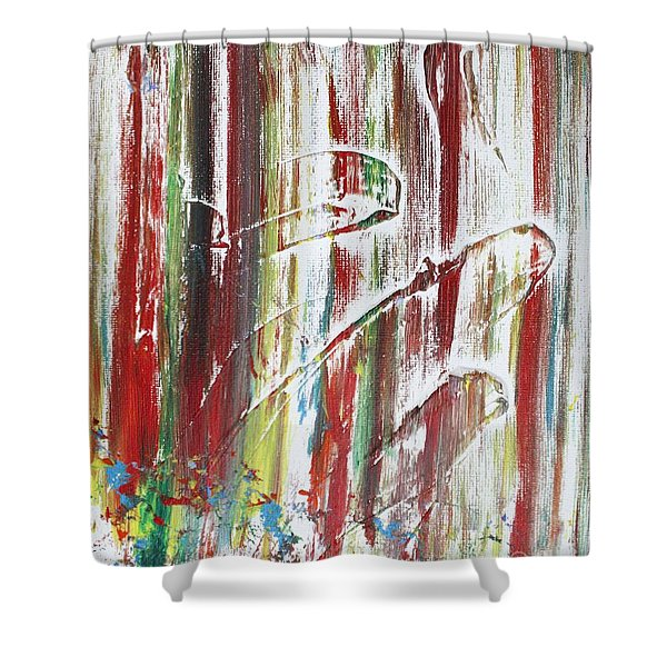 Fall Colors 2 Shower Curtain