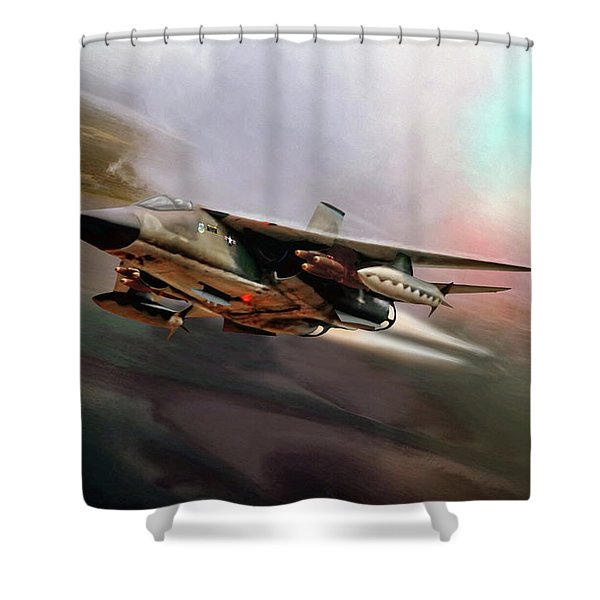 Fast And Furious Shower Curtain