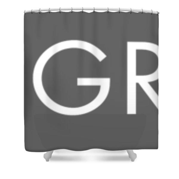 Female Photographer Shower Curtain