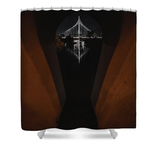 Fenestra Shower Curtain
