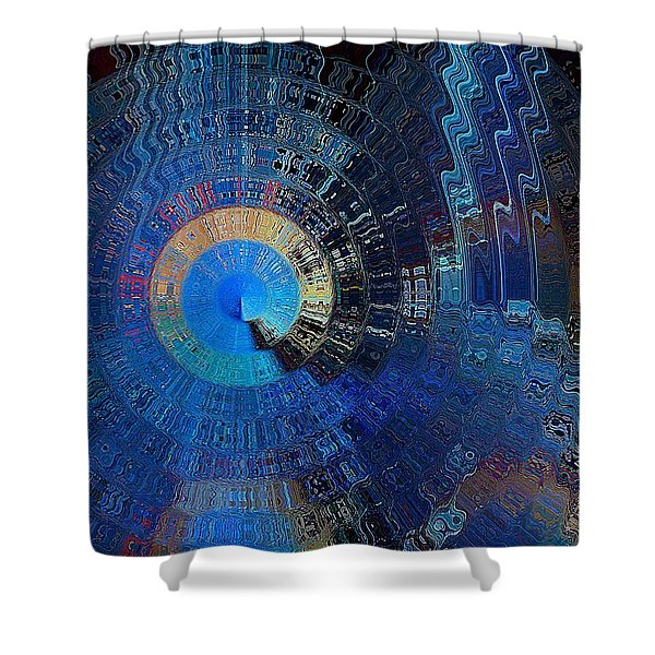 Final Gateway Shower Curtain